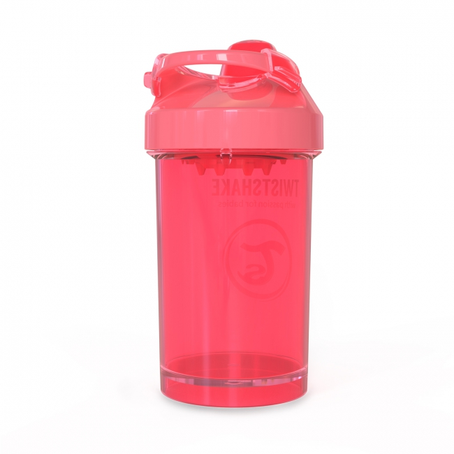 Twistshake Поильник Crawler Cup с ручками и сеточкой для смешивания, 300 мл, Dreamcatcher