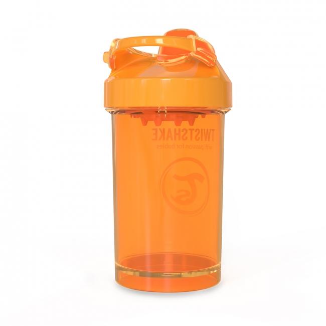 Twistshake Поильник Crawler Cup с ручками и сеточкой для смешивания, 300 мл, Sunbeam