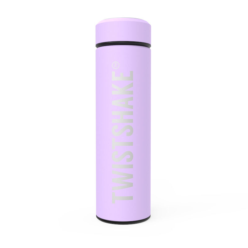 Twistshake Термос Hot or Cold 420 мл, лавандовый