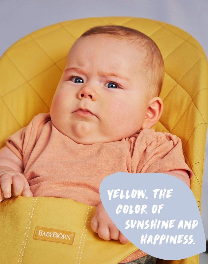 Babybjorn, Кресло-шезлонг Balance Bliss Cotton