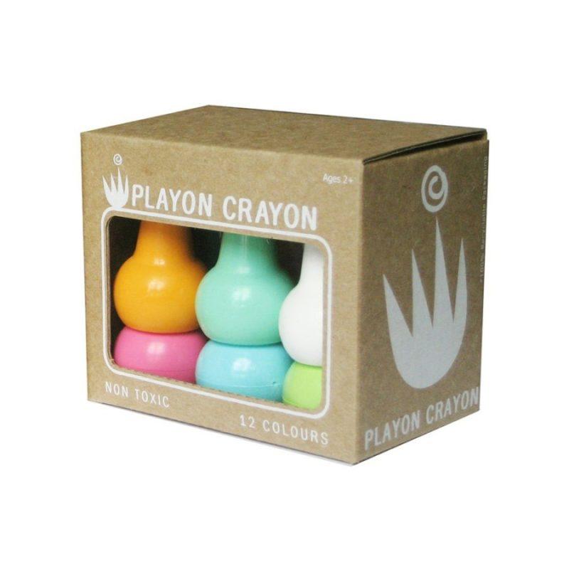 Карандаши Playon Crayon цветные