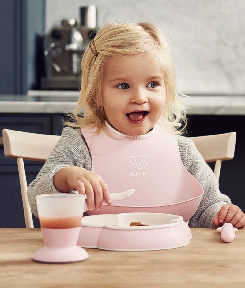 посуда детская babybjorn
