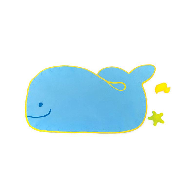 Skip Hop Moby Коврик для купания ребенка Китенок
