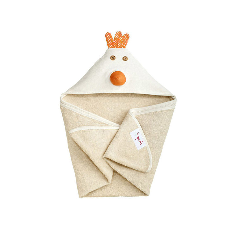 3sprouts-chicken-hooded-towel-big-28589