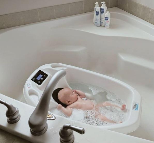 Отзыв Baby Patent Ванночка Aqua Scale™