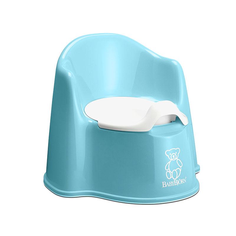 Babybjorn Горшок-кресло, бирюзовый 0551.13