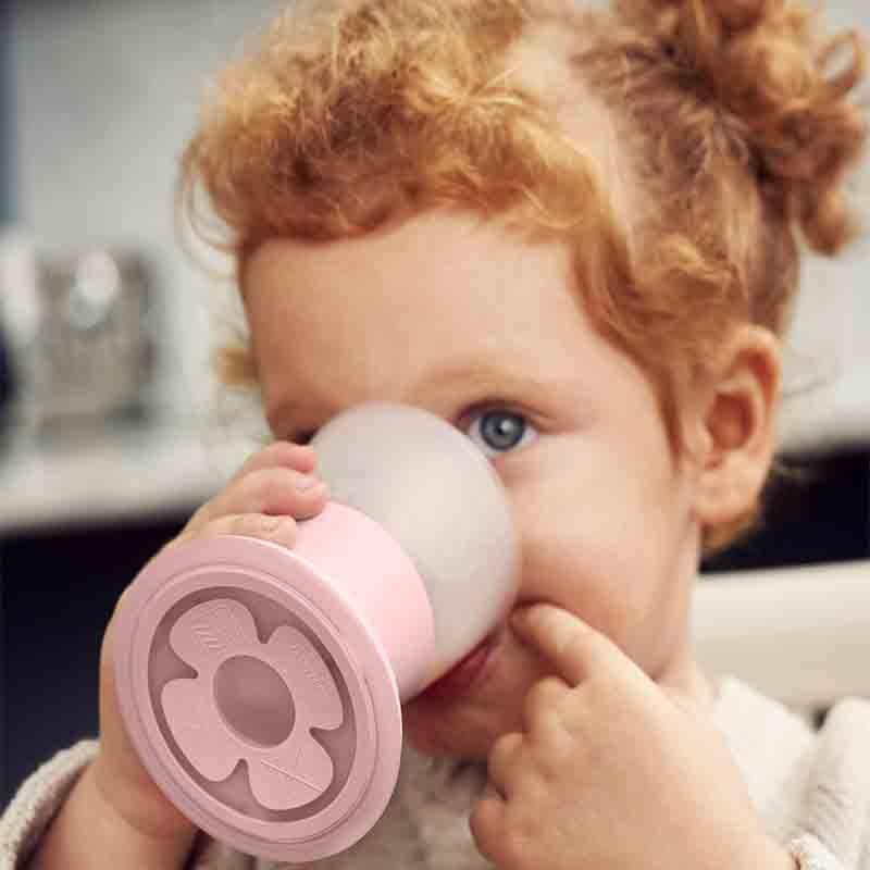 Babybjorn Комплект из 2 кружек в упаковке, нежно-розовый