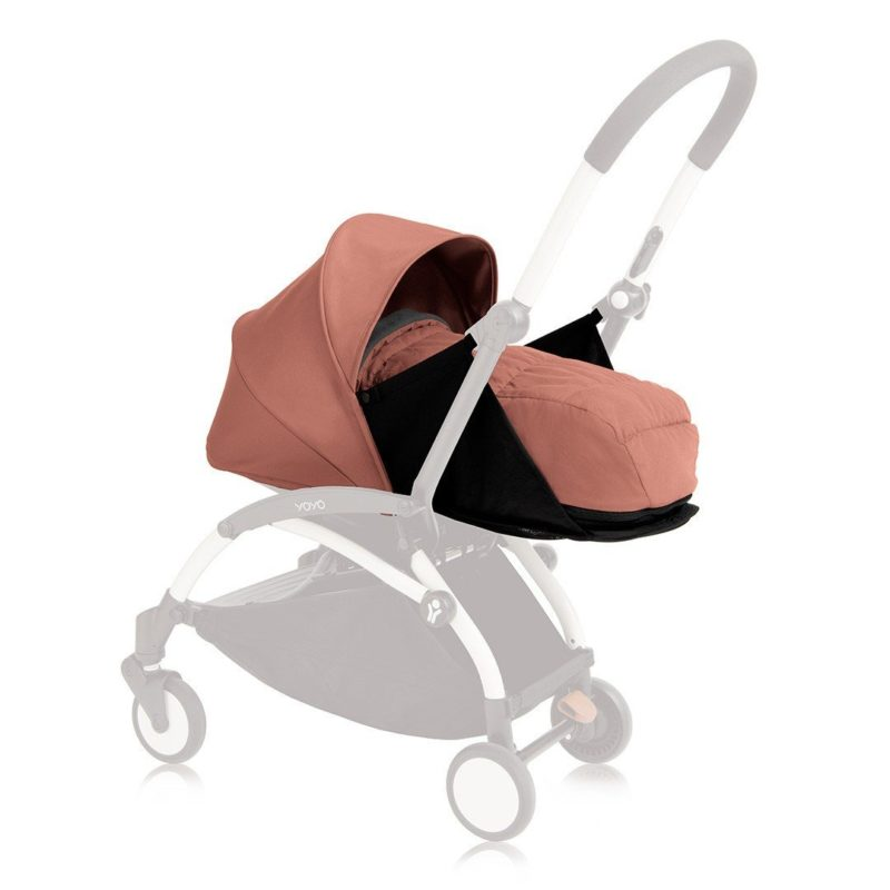 Babyzen Yoyo Plus 2017 Newborn Pack Комплект люльки для новорожденного, Ginger