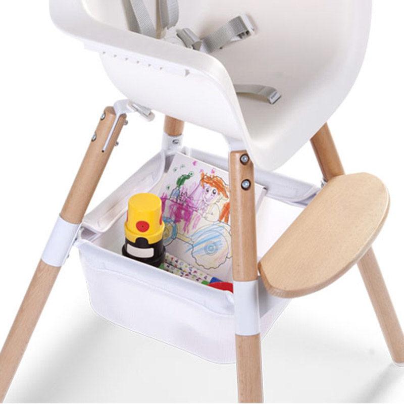 Childhome Корзина для вещей к стульчику EVOLU 2 (опция)-4
