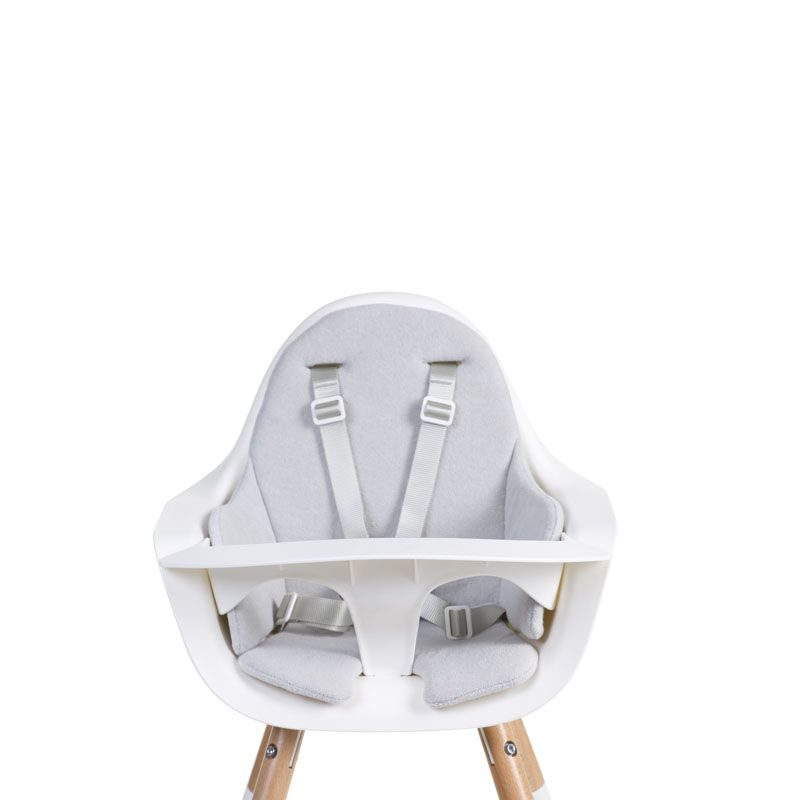 Childhome Подушка для стульчика Evolu 2, Tricot Pastel Mouse