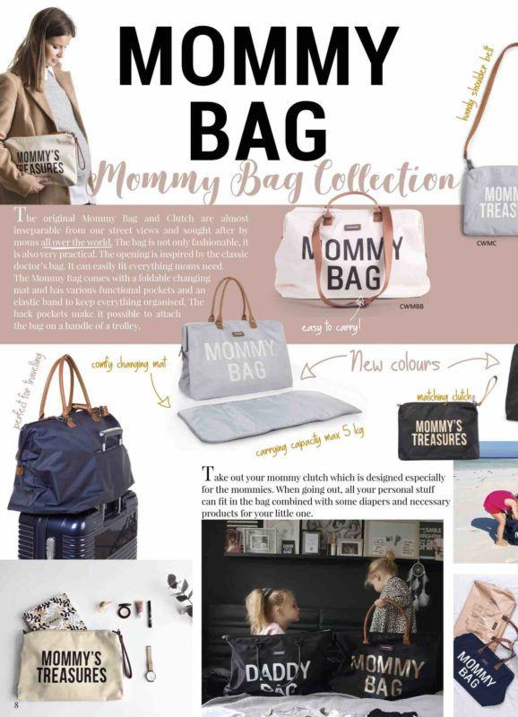 Childhome сумка для мамы