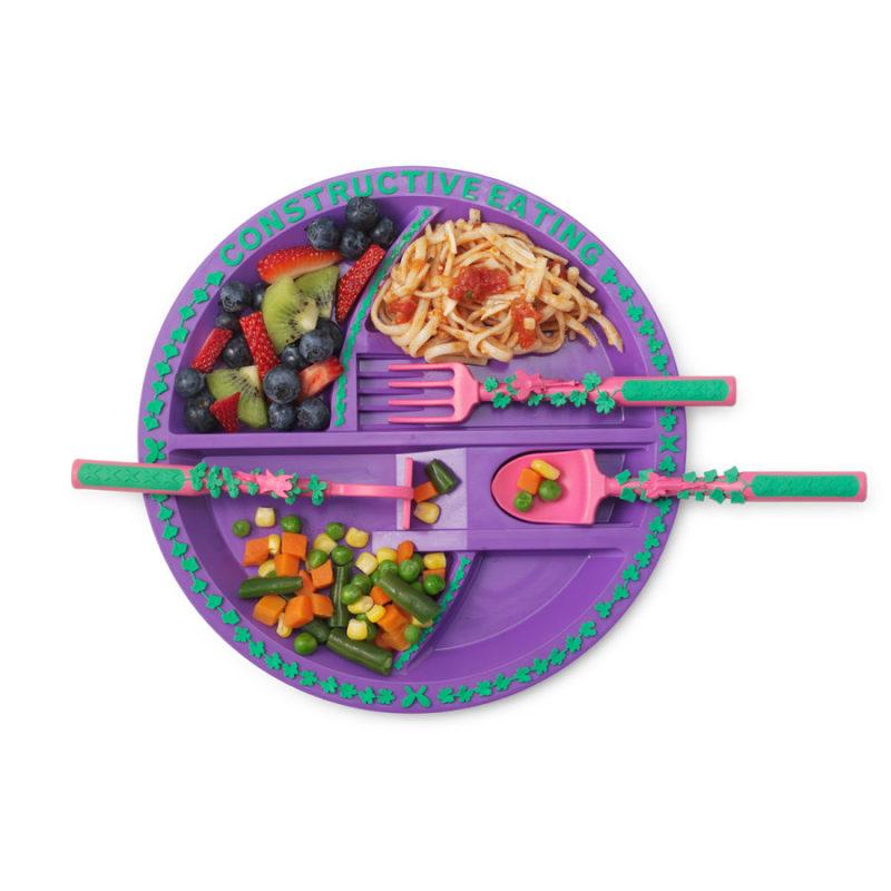 Constructive Eating посуда