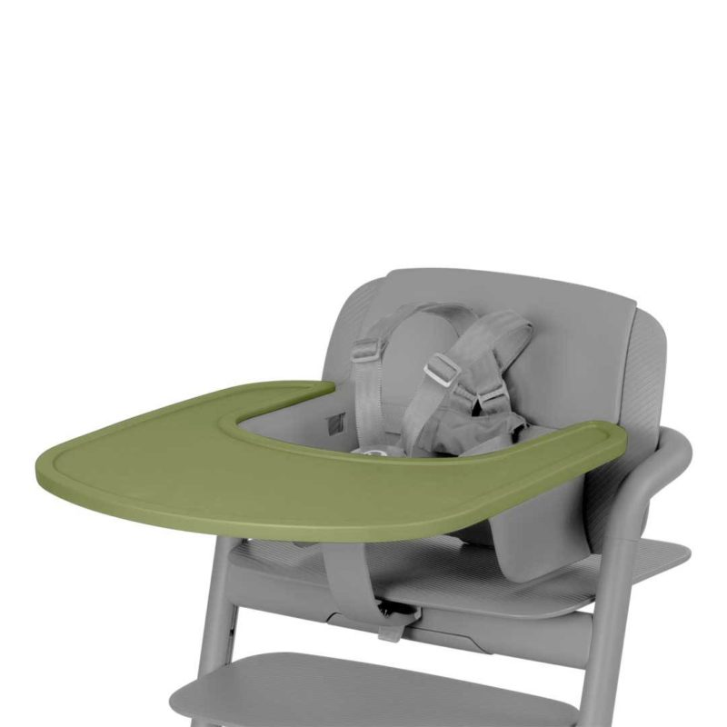 Cybex LEMO Highchair Tray - Outback Green