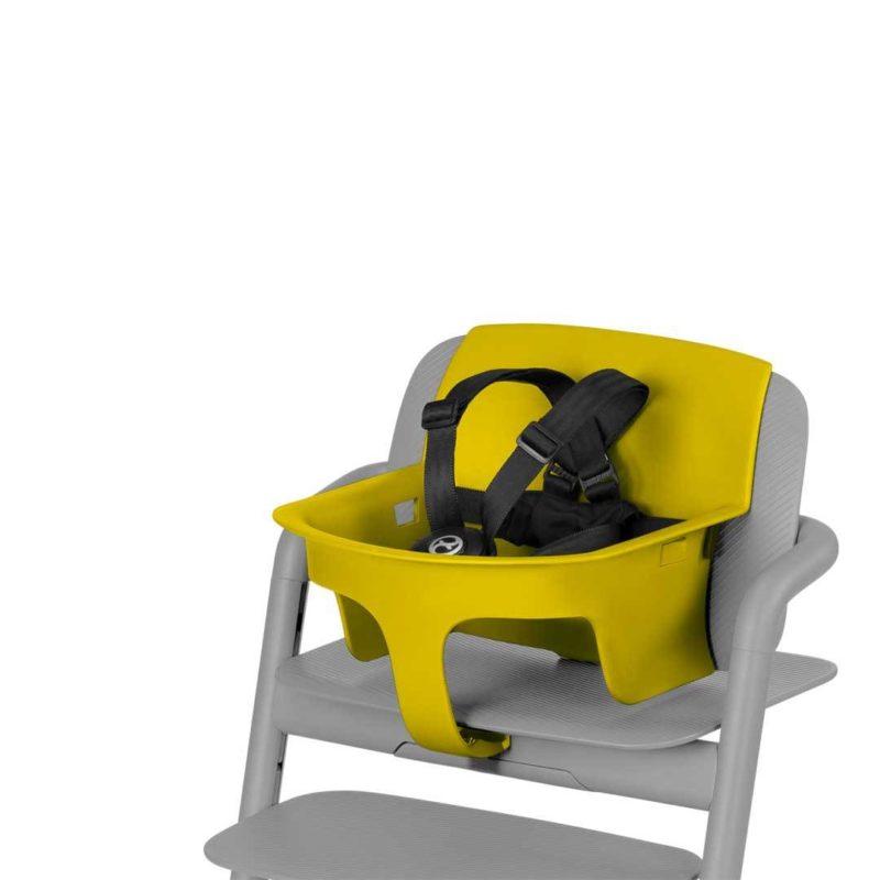 Cybex Модуль к стульчику Lemo Baby Set, Canary Yellow