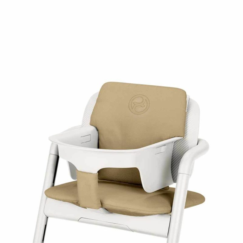Cybex Набор мягких чехлов к стульчику Lemo Comfort Inlay, Pale Beige