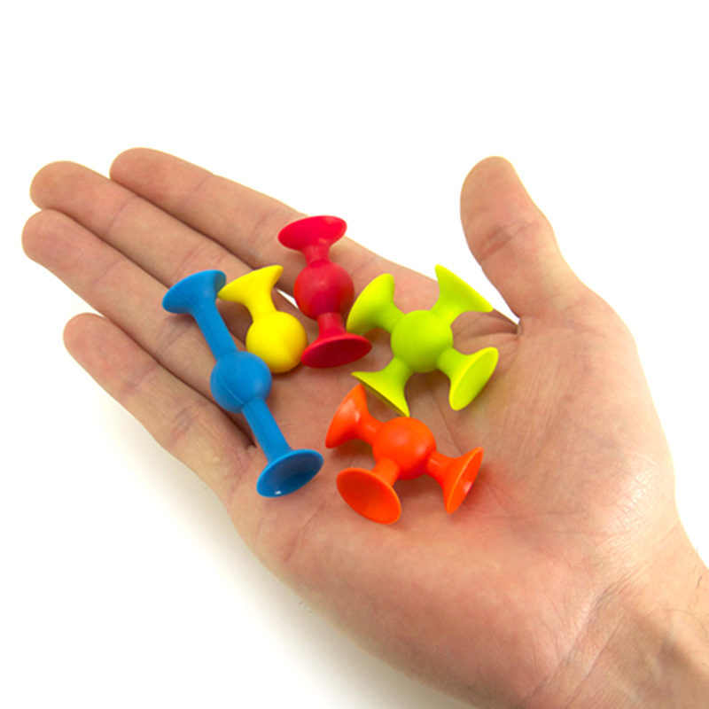 Fat Brain Toys Конструктор Mini Squigz