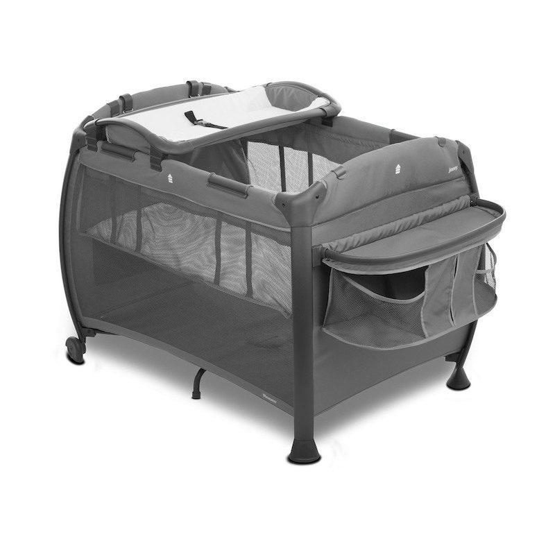 Манеж-кроватка Joovy Room New, серый