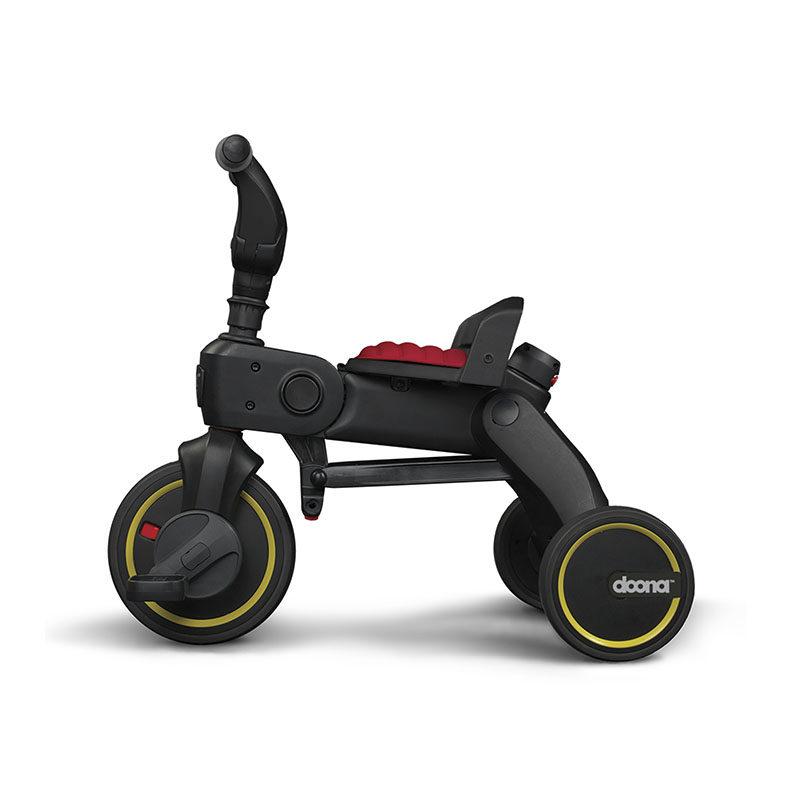 Складной трехколесный велосипед Doona Liki Trike S1, Flame Red (4)