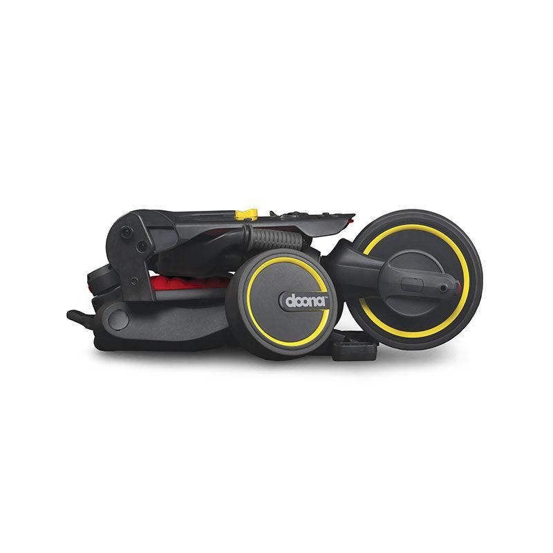 Складной трехколесный велосипед Doona Liki Trike S1, Flame Red (5)