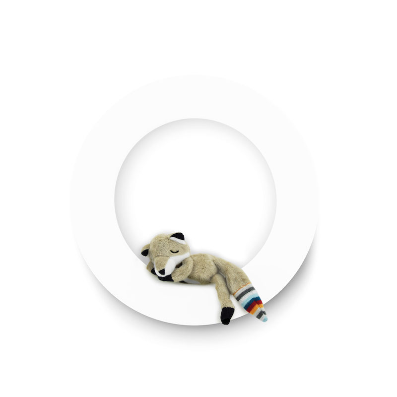 Zazu Ночник с магнитной мягкой игрушкой _Fay
