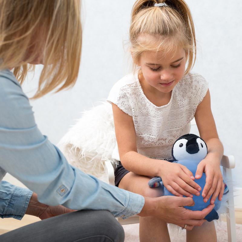 Zazu мягкая игрушка Пингвин Пип_1