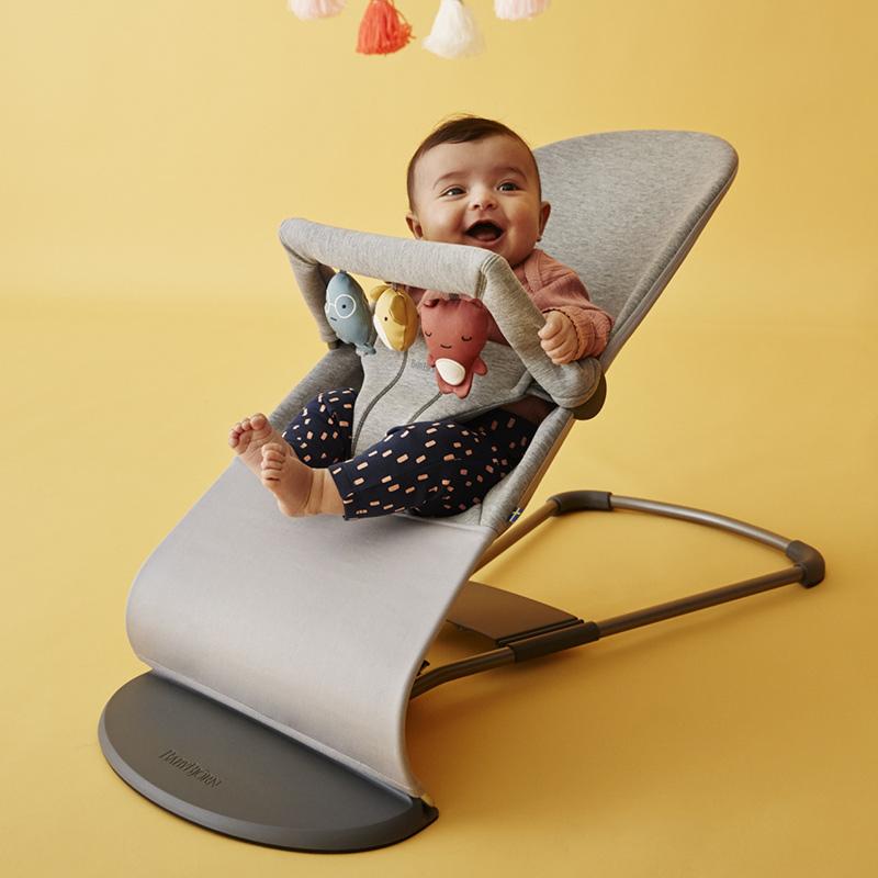 babybjorn шезлонг игрушка