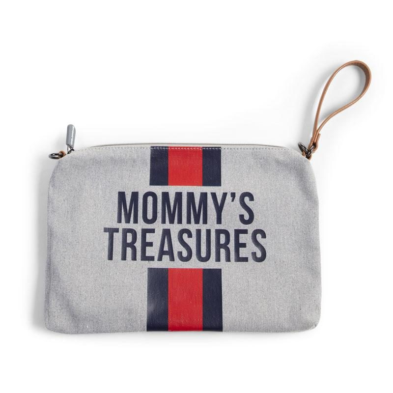 childhome-mommy-clutch-canvas-grey-stripes-red-blue-01