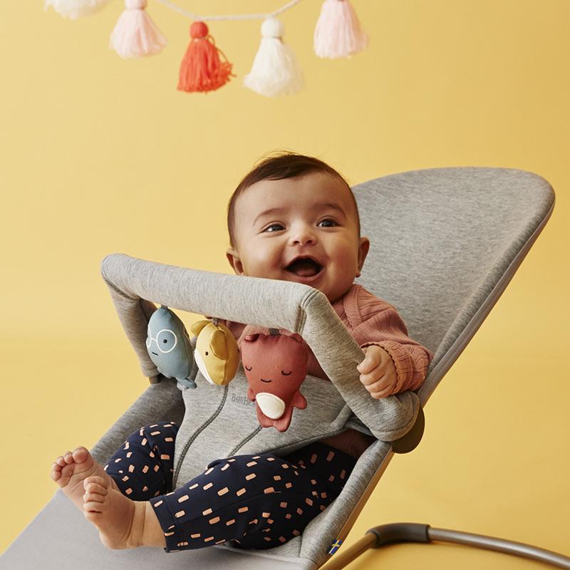 детский шезлонг babybjorn